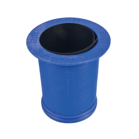 Longneck Style Coozie Liner Blue