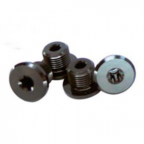 Bolt T-30 11 mm T-25 6 mm Black