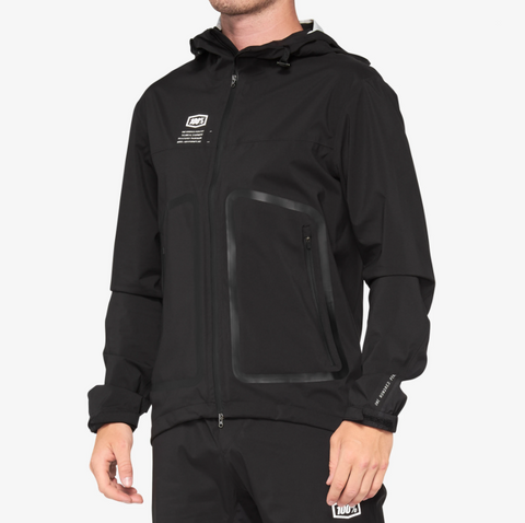HYDROMATIC Jacket Black