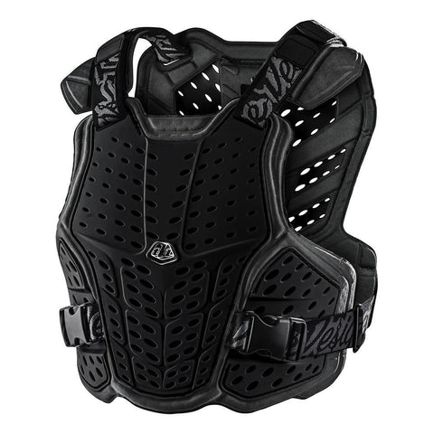 Rockfight Chest Protector Black