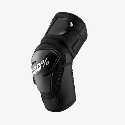 FORTIS Knee Guards Black