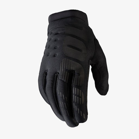 BRISKER Gloves Black/Grey