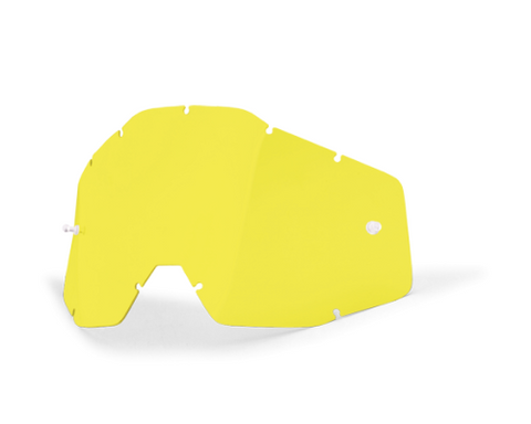 Racecraft Accuri Strata Ant Lens Yellow