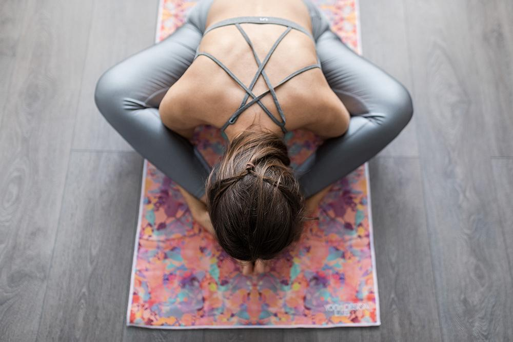 Mat Yoga Towel Kaleidoscope