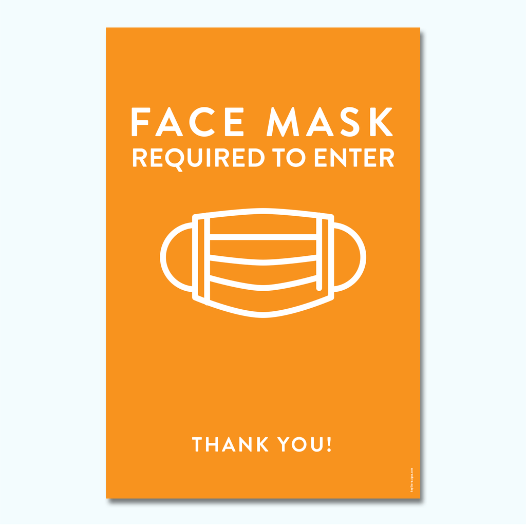 Hey There - Modern Face Mask-Hey There Signs