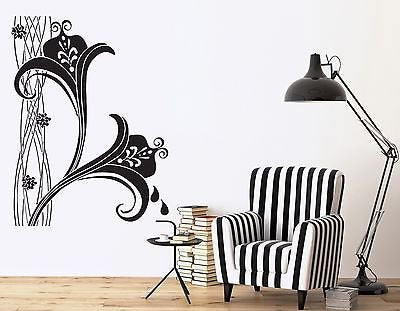 Abstract Color Pattern Ornament for Living Room Wall Sticker Vinyl Decal n025