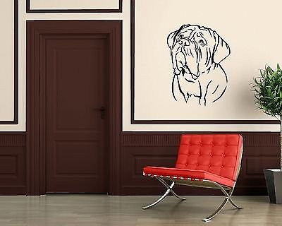 Wall Stickers Vinyl Decal Dog Animal Pet for Children ig1319
