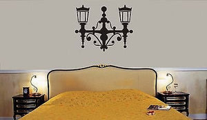Wall Stickers Vinyl Decal Lantern Home Decor for Bedrooms ig1497