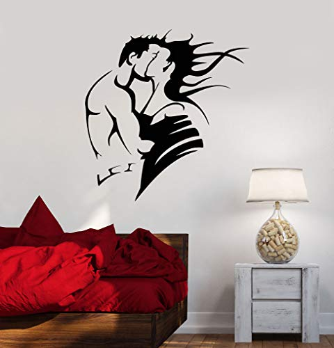 Vinyl Wall Decal Love Romance Passion Sex Shop Stickers 1007