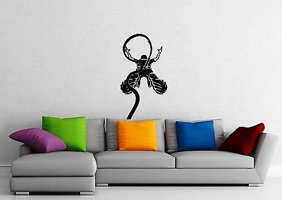 Wall Stickers Vinyl Decal Bungee Jumping Extreme Sports ig1332