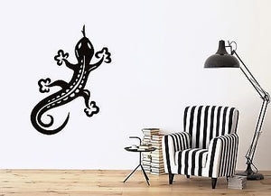 Wall Sticker Vinyl Decal Beautiful Little Nimble Lizard n465