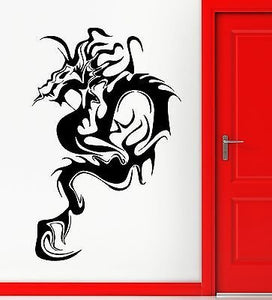 Wall Stickers Vinyl Decal Dragon Modern Decor for Your Room Nursery 1874