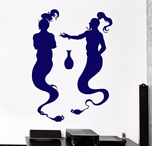 Vinyl Wall Decal Fairy Tale Fantasy Jin Nursery Magic Stickers 879