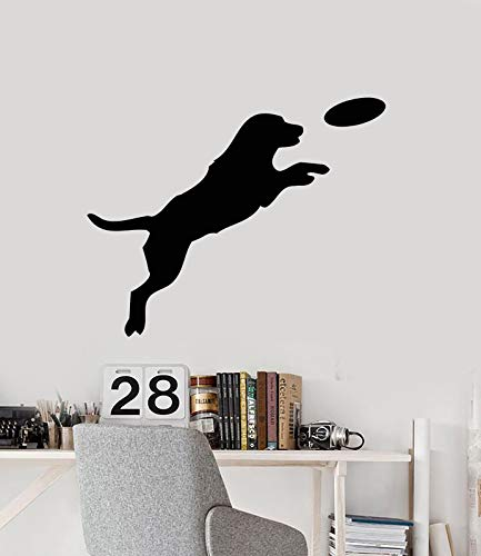 Vinyl Wall Decal Puppy Dog Pet House Animals Game Stickers 2498