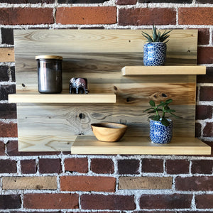Floating Shelf Board