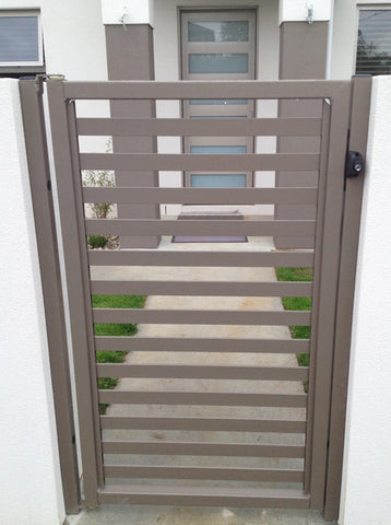 Gate Horizontal Slat