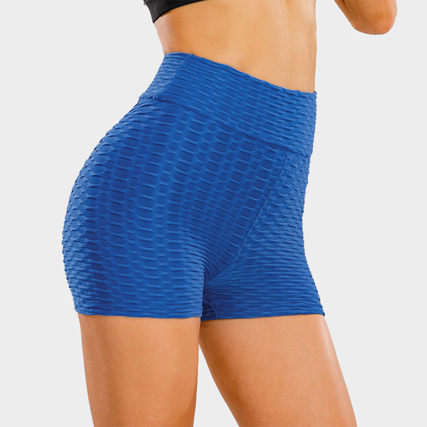 Sculpt-It™ Honeycomb Shorts - Dolton active wear
