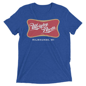 Wrigley North Premium Tri-Blend T-Shirt