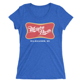 Wrigley North Ladies' Premium Tri-Blend T-Shirt