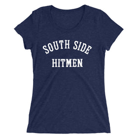 South Side Hitmen Ladies' Premium Tri-Blend T-Shirt