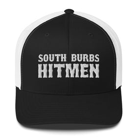South Burbs Hitmen Mesh Snapback Hat