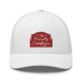 Friendly Confines Mesh Snapback Hat