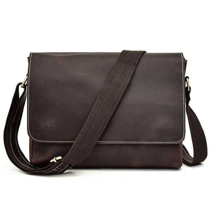 Alison Leather Shoulder Bag