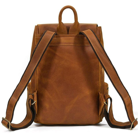 Chilco Leather Backpack