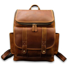 Load image into Gallery viewer, Rutherford Leather Backpack