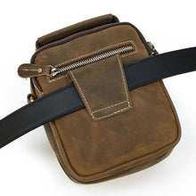 Load image into Gallery viewer, Videtti Crazy Horse Leather Shoulder Bag - Chilco Leather