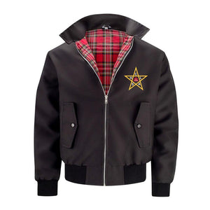 The Clash Harrington Jacket