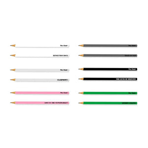 The Clash Pencil Set