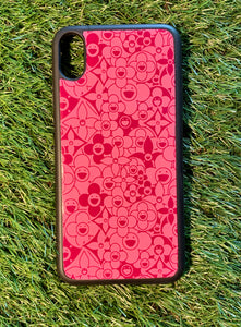 LV Murakami iPhone XS Max Phone Case