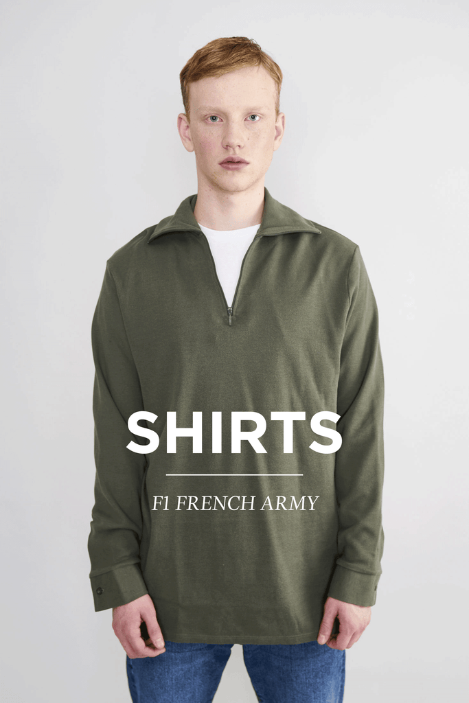 Tactical F1 French Army Shirt