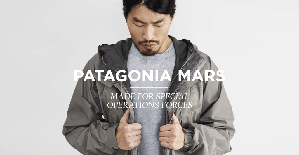 patagonia mars pcu level 6 gore tex jacket