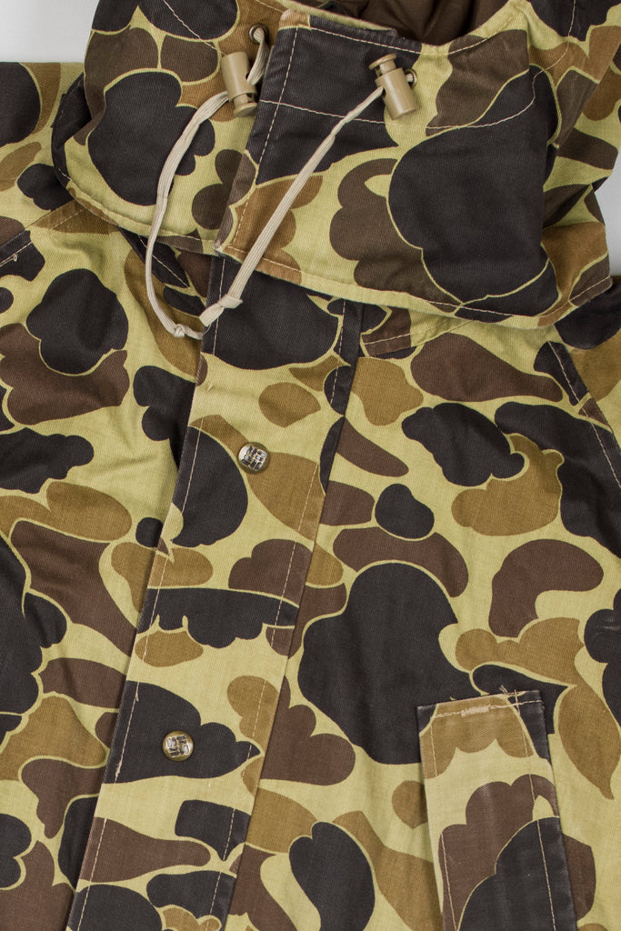 Columbia Gore-Tex Hunting Duck Camo Insulated Parka