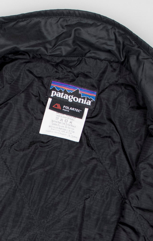 Patagonia MARS Level 3a Alpha Polartec Jacket / Black