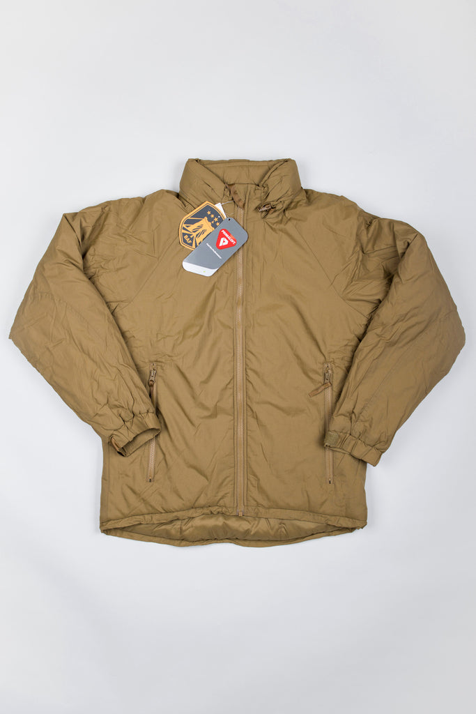 Brooklyn Armed Forces Gen III Level 7 Parka / Coyote