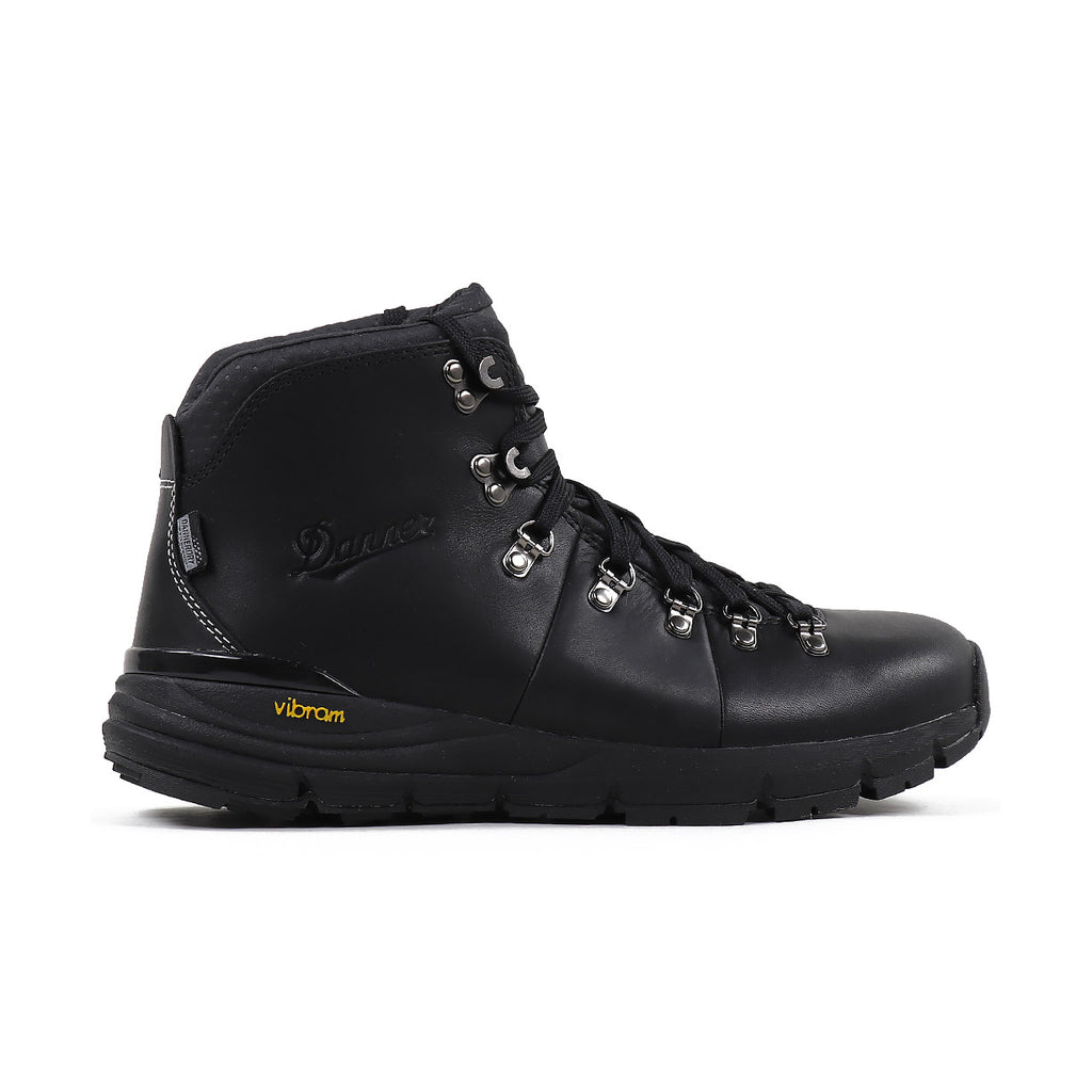 Danner Mountain 600 Full Grain Carbon Black