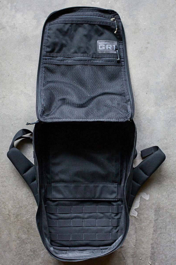 Goruck GR1 26L Backpack / Black