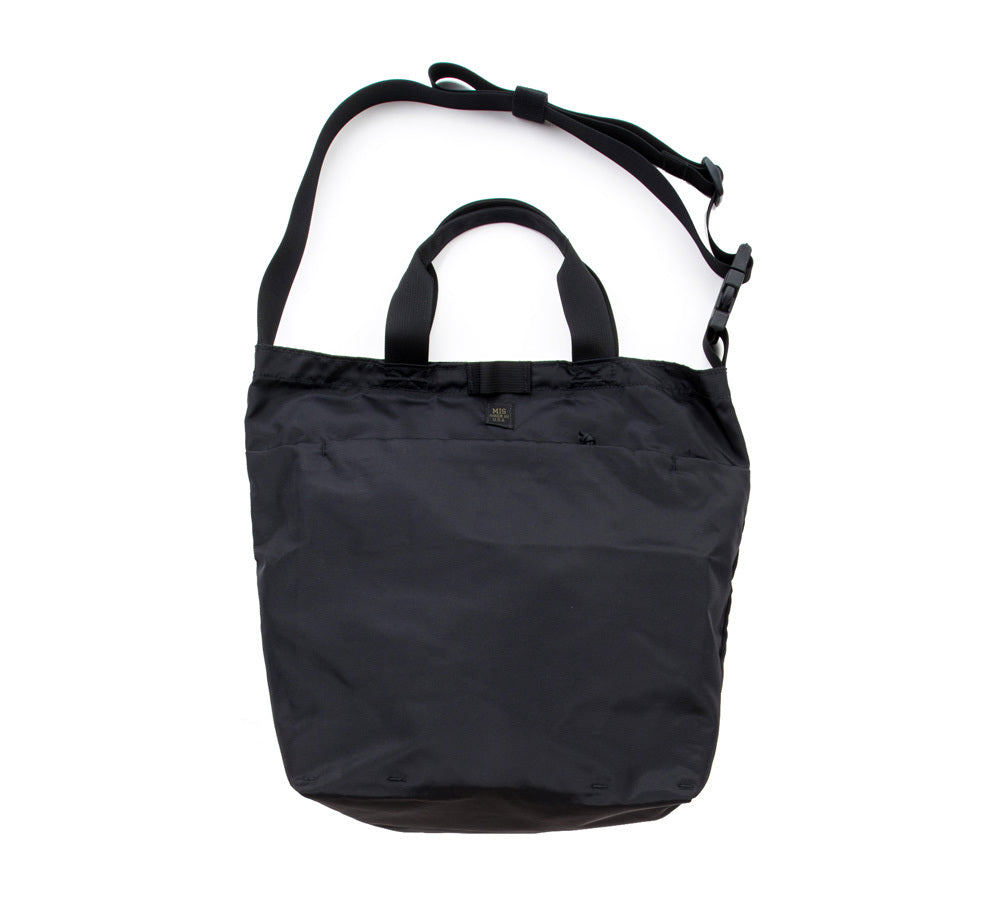 MIS 2 Way Soulder Bag / Black