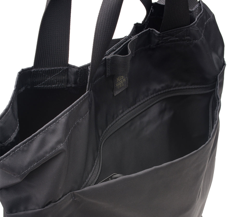 MIS 2 Way Shoulder Bag / Black