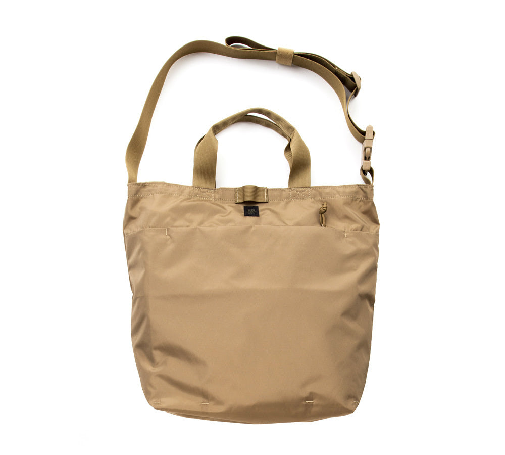MIS 2 Way Soulder Bag / Coyote Tan