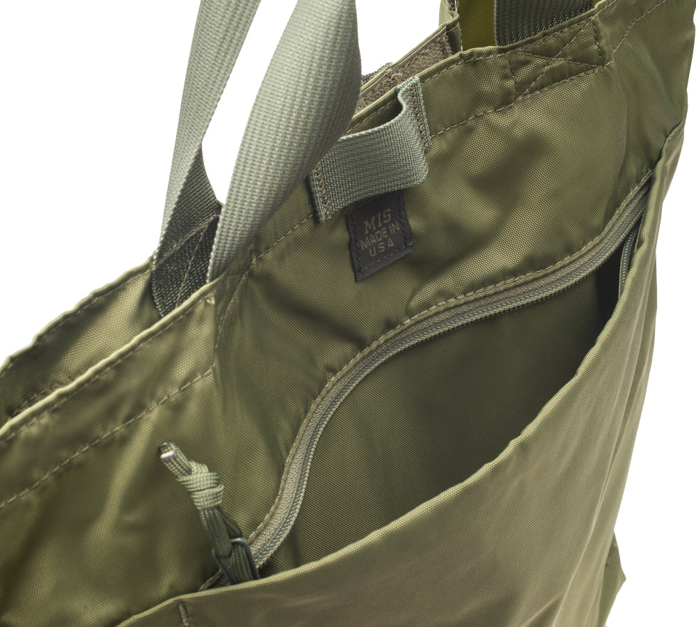 MIS 2 Way Shoulder Bag / Olive Drab