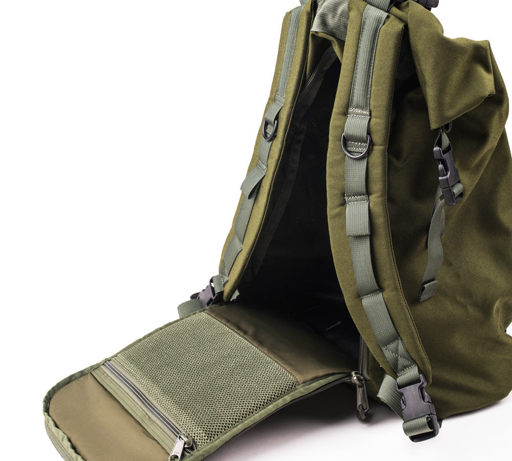MIS Roll Up Backpack / Olive