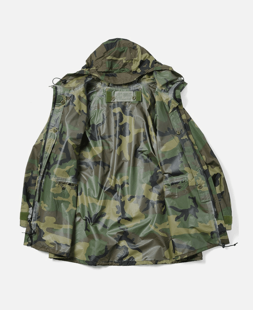 Orc Industries U.S. Army Improved Woodland Rain Parka