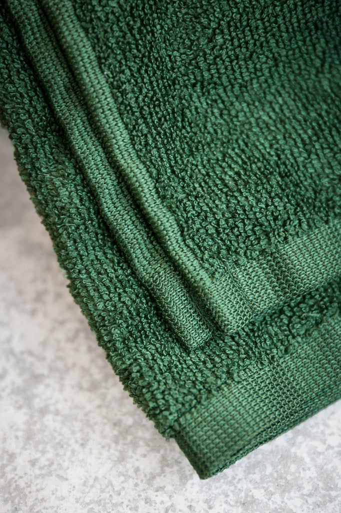 British Armed Forces Micro Fleece Combat Towel / Olive
