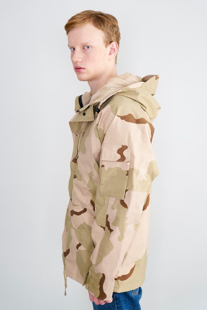 US Army ECWCS Cold Weather Jacket Desert
