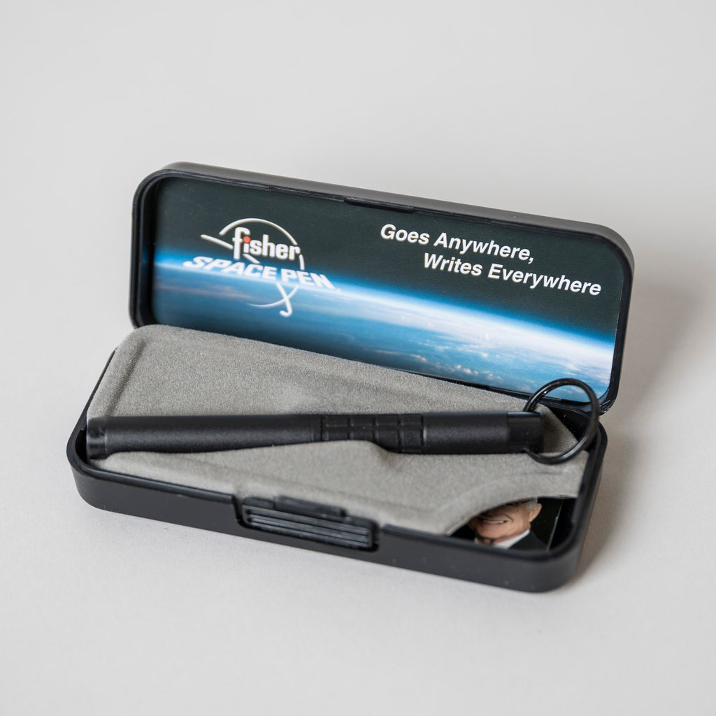 Fisher Space Pen Trekker Matte Black