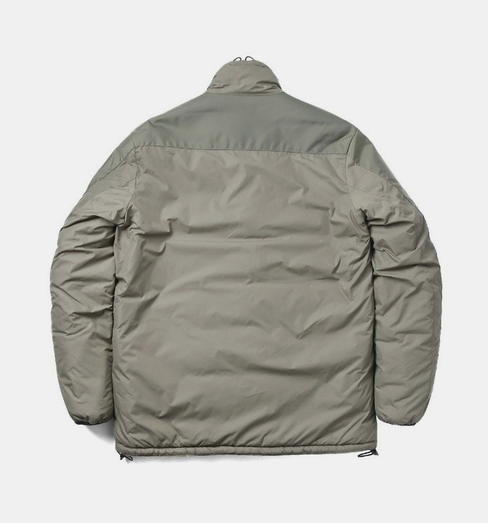 Netherlands Army Reversible Insulated Jacket Olive/Coyote